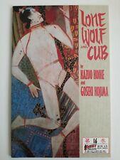 Lone Wolf and Cub (1987) #16 - Near Mint