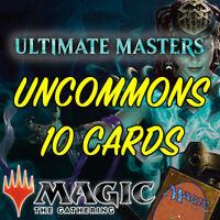 MTG Magic The Gathering Ultimate Masters UMA Job Lot 10 Uncommon Cards NM/M