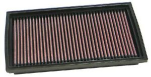 K&N Hi-Flow Performance Air Filter 33-2166 fits Saab 9-3 2.0 SE Turbo 147kw, ...