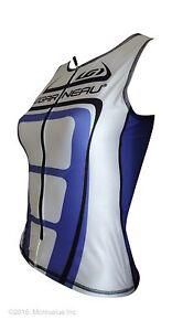 new Louis Garneau Elite Pro Top women's triathlon tri 2 back pockets front zipp