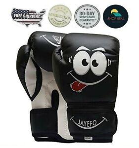Guantes De Boxeo Para Niños Entrenamiento Practica MMA Kickboxing Muay Thai