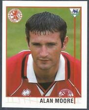 MERLIN 1996-PREMIER LEAGUE 96 - #495-MIDDLESBROUGH-ALAN MOORE