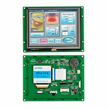 56 Inch Hmi Graphic Tft Lcd Module With Resistive Touch Control For Equipment