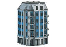 Minitrix 66308 Lasercutbausatz Eck-Stadthaus im Jugendstil Spur N NEU