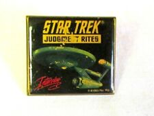Star Trek Judgement Rites Interplay Pin