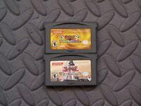 Lot Nintendo Game Boy Advance GBA Games YU-Gi-Oh! Destiny Board Traveler Sacred