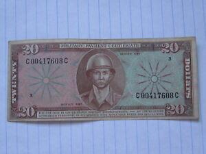 20 Dollars MPC 681 (See Photos)