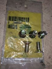 JOHN DEERE BOTTOM BLADE SCREWS X 5 19M8551