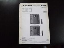 Original Service Manual Grundig CDM 3000 CDM 5000