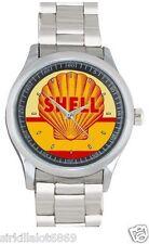 Shell Garage Logo Wrist Watch (New)