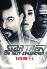 Star Trek: The Next Generation - Seasons 4-6 (DVD Set, 2016) NEW