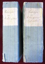 Die Naturlehre mit mathematischer Begründung & Supplement, Baumgartner, 1831