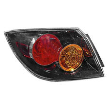 2004 2005 2006 MAZDA 3 HATCHBACK TAIL LAMP LIGHT W/O LED TYPE LEFT DRIVER SIDE