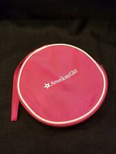 AMERICAN GIRL Rare Retired STARRY HAIR STYLING SET Case and Hair Extensions