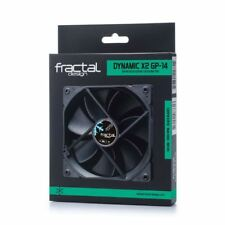 Fractal Design Dynamic X2 GP-14 Black 140mm Computer Case Cooling Fan