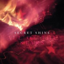 Secret Shine - All of the Stars [New CD] Digipack Packaging