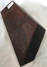 Exotic Honduran Rosewood Burl 9x4.25x2 Woodturning Hardwood Woodworking Lumber