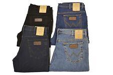 Wrangler Texas Stretch Jeans Herren blau hellblau schwarz Hose viele Farben Neu