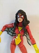 Marvel 500 Series 8 SPIDER-WOMAN Classic Red /& Yellow Suit Figure