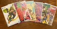 Young Justice Comic Lot Run Set 1-14 TONS OF VARIANTS *Bendis* DC Naomi