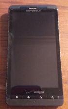 Motorola DROID X MB810 Android VERIZON Smartphone Bundle