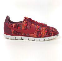 Nike Cortez NM Premium YOTH QS Mens Team Red Low Shoe Size 9.5 Retro 634432-600