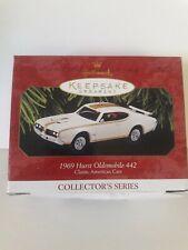 1997 Hallmark - 1969 HURST OLDSMOBILE 442 - CLASSIC AMERICAN CARS ornament