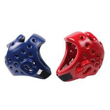 Boxen Kick Taekwondo Kopfschutz Taekwondo Kampf Kopfbedeckungen Helm