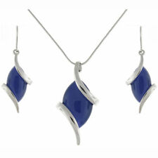 Silver Plated Amethyst Stone Costume Jewellery