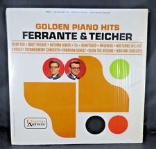 "Ferrante & Teicher Piano Golden Hits LP RCA 12"" 33 rpm Vintage Vinyl Record"