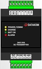 DATAKOM DKG-359 Controlador Banco de carga da bateria DC
