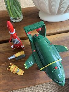 thunderbirds soundtech T2 And T3 With Mole And T4