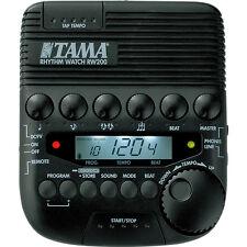 Tama RW200 Rhythm Watch Drum Live Practice Studio Metronome w/ Tempo Beat Memory