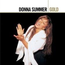"DONNA SUMMER ""GOLD"" 2 CD NEW"