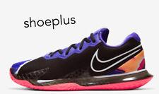 """Tribunal de Nike Air Zoom Jaula de vapor 4 """"Negro/láser carmesí"""" Para hombre Zapatillas Todos Los Tamaños"""