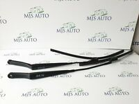 VW PASSAT B6 2005-2009 FRONT WIPER ARMS AND BLADES PAIR 3C2955409B  3C2955410C