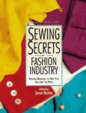 Sewing Secrets from the Fashion Industry: Proven M