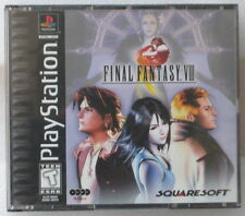 Videogame FINAL FANTASY VIII PSX PS1 PSONE - Usato - USED 1st print RARE!