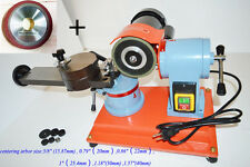 110V Circular Saw Blade Sharpener Grinding Machine Solid  Copper Motor+ $40 Gift