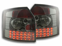 FK-Automotive LED Rückleuchten Set Audi A4 Avant (B6/8E) Bj. 01-04 schwarz