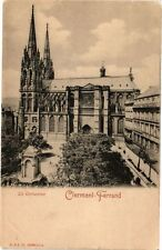 CPA  Clermont-Ferrand - Cathédrale  (221162)