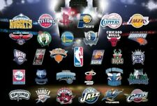 """2021/22 NBA Basketball Schedule Magnets 5"""" X 3.5""""(Choose From List)"""
