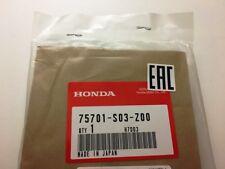 Red Honda Emblem Civic EK9 Type-R Rear Emblem 75701-S03-Z00 OEM