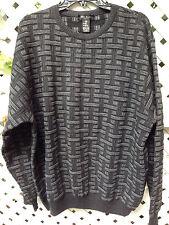 Mino Milano 50% Wool 50% Acrylic Sweater / Men's XXL / Made in Italy