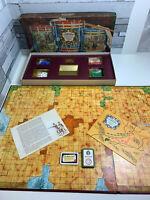 Vintage Campaign Board Game 1971 Waddingtons 100% Complete RARE