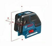 Point Laser Bosch Gcl 25 Professional Tool