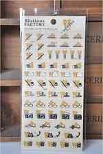 1 sheet Rilakkuma PVC Sticker
