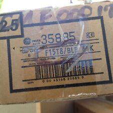 """Ge # 35885 F15T8/Blb 18"""" 15W T8 Fluorescent Black Light Bulbs Tubes-6 pack"""