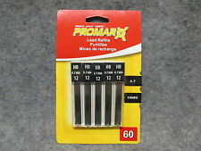 Promarx 60 Lead Refills 0.7MM HB#2 NEW