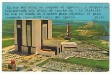 Postal de Florida, Estados Unidos. John F. Kennedy Space Center. NASA. Apollo 4.